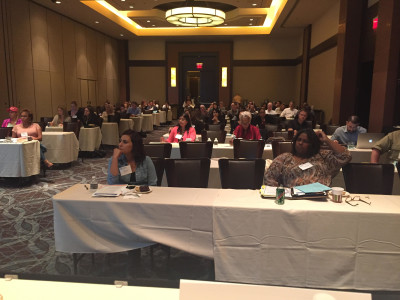 Attendees at EEOC Western region conference in Nevada.